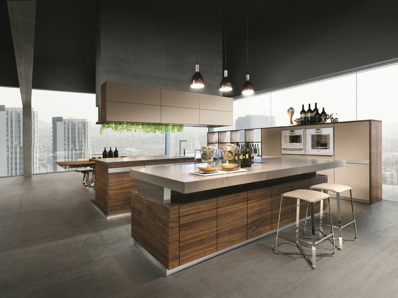 Choose Evergreen Styles and Layouts for the Dream Kitchen ...